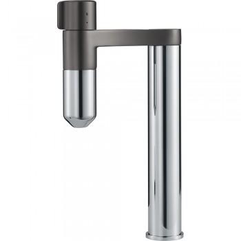 Franke Χρωμέ / Gun Metal Μπαταρία Φιλτραρίσματος  Vital Capsule Filter