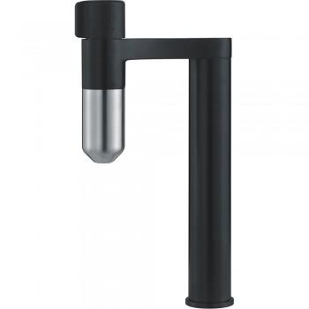 Franke Industrial Black / Χρωμέ Μπαταρία Φιλτραρίσματος  Vital Capsule Filter