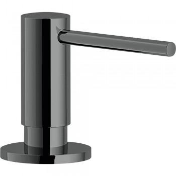 Franke Soap Dispenser Δοχείου υγρού σαπουνιού Smoked Shiny ύψους 65mm