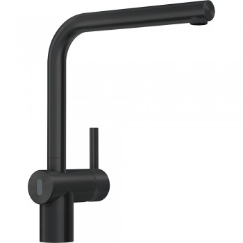 Franke Atlas Sensor Standard Industrial Black Μπαταρία Κουζίνας