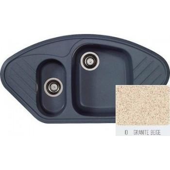 Sanitec Classic 302 Granite Beige Νεροχύτης