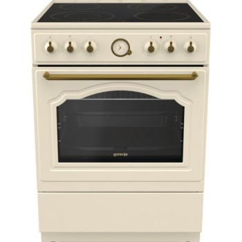 Gorenje Classico ECS6250CLI-739099 Μπεζ Κουζίνα Κεραμική 71Lt