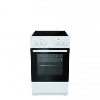 Gorenje EC5111WG Λευκή Κουζίνα Κεραμική 68Lt 50cm με 4 προγράμματα λειτουργίας