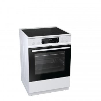 Gorenje ECS6350WPA-739094 Λευκή Κουζίνα Κεραμική 71Lt 85x60x60 cm με 11 προγράμματα λειτουργίας