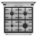 Gorenje KI6121WF-736521 Λευκή Κουζίνα Γκαζιού ,64Lt ,85x60x60 cm