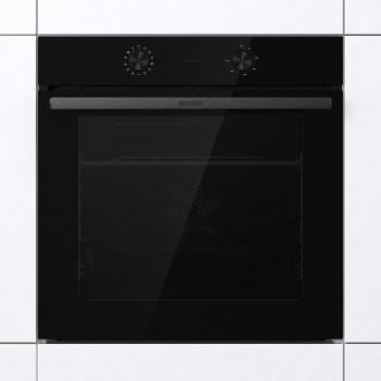 Gorenje BO6717E03BG-738371 Φούρνος Eντοιχιζόμενος Ηλεκτρικός Με Λειτουργία Ατμού Μαύρος 77Lt ,60 cm