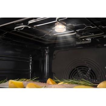 Gorenje BOSX6737E13BG-738440 Φούρνος Eντοιχιζόμενος Ηλεκτρονικός Με Λειτουργία Ατμού Μαύρος 77Lt ,60 cm