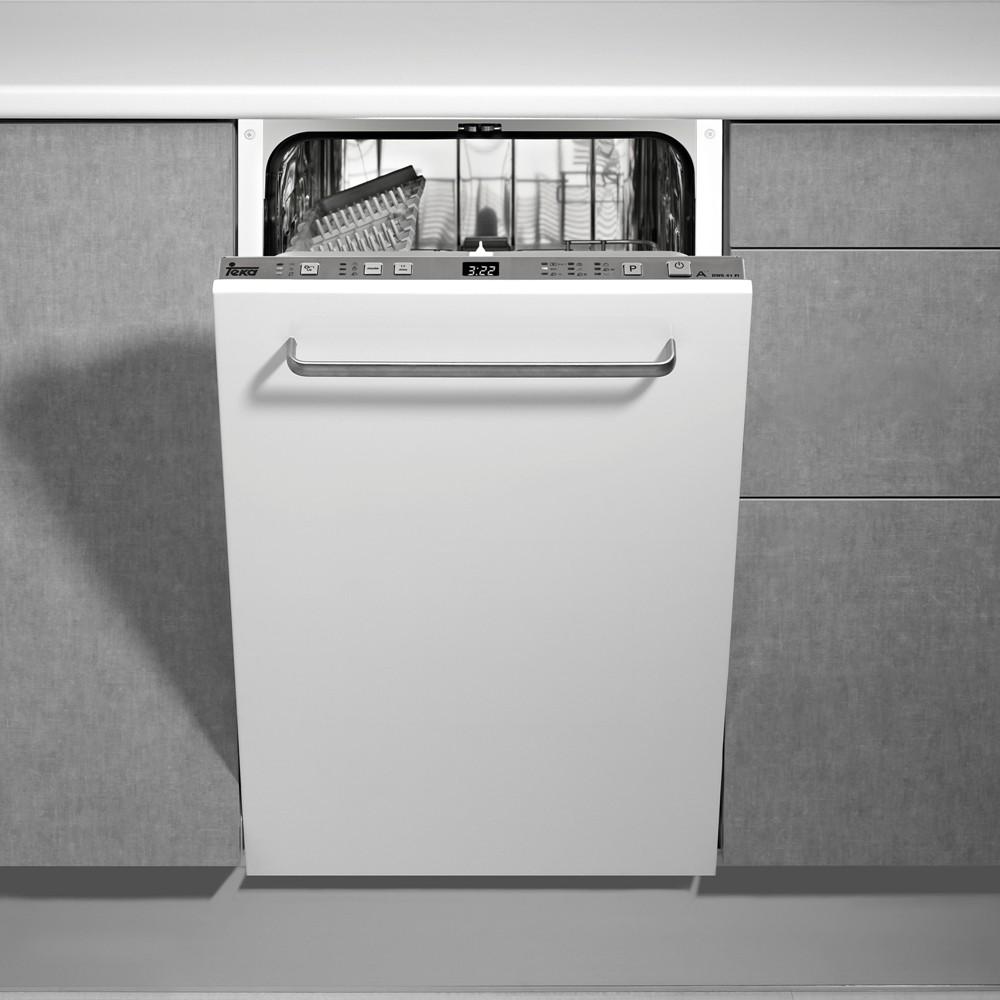 Teka DW8 41 FI Πλήρως Εντοιχιζόμενο Πλυντήριο Πιάτων 45cm