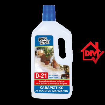 Durostick D-21 Καθαριστικό Αγυάλιστων Μαρμάρων 1lt