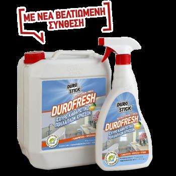 Durostick Durofresh Ισχυρό Καθαριστικό Πολλαπλών Χρήσεων 750ml