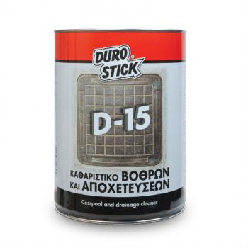 Durostick D-15 Καθαριστικό Βόθρων Και Αποχετεύσεων 5kg