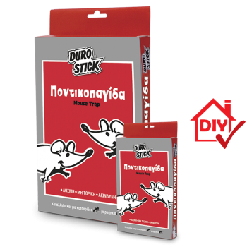 Durostick Ποντικοπαγίδα Νo1