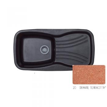 Sanitec Classic 308 Granite...