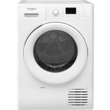Whirlpool FT CM10 8B EU Λευκό Στεγνωτήριο Ρούχων με Συμπυκνωτή 8 Κιλών