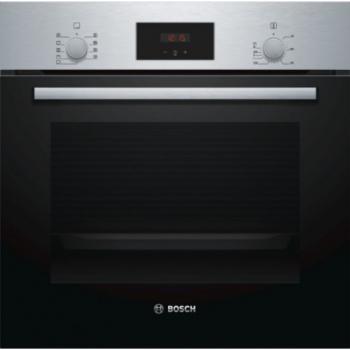 Bosch HBF114ES0 Inox Εντοιχιζόμενος Φούρνος Άνω Πάγκου