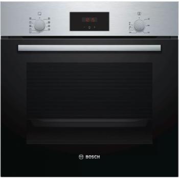 Bosch HBF134YS1 Inox Εντοιχιζόμενος Φούρνος Άνω Πάγκου