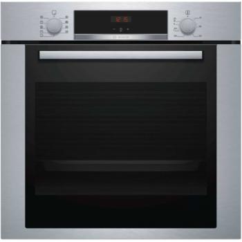 Bosch HBA3140S0 Inox Εντοιχιζόμενος Φούρνος Άνω Πάγκου