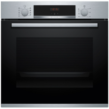 Bosch HBA534ES0 Inox Εντοιχιζόμενος Φούρνος Άνω Πάγκου