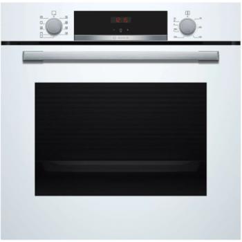 Bosch HBA534BW0 Λευκός Εντοιχιζόμενος Φούρνος Άνω Πάγκου