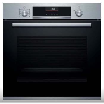 Bosch HBA5360S0 Inox Εντοιχιζόμενος Φούρνος Άνω Πάγκου