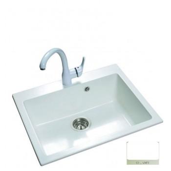 Sanitec Classic 338 White...