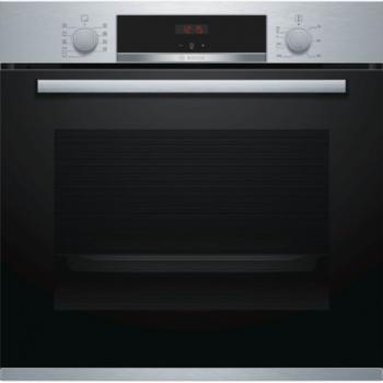 Bosch HBA554YS0 Inox Εντοιχιζόμενος Φούρνος Άνω Πάγκου