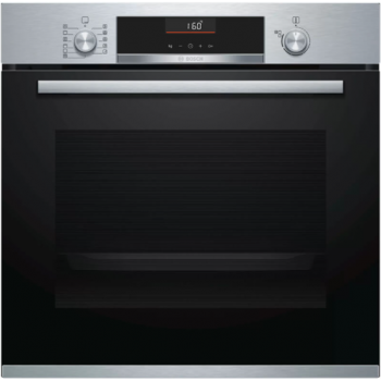 Bosch HBA5560S0 Inox Εντοιχιζόμενος Φούρνος Άνω Πάγκου