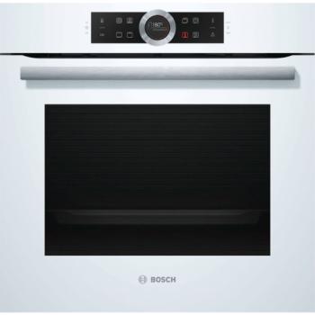 Bosch HBG634BW1 Λευκός Εντοιχιζόμενος Φούρνος Άνω Πάγκου
