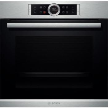 Bosch HBG635BS1 Inox Εντοιχιζόμενος Φούρνος Άνω Πάγκου