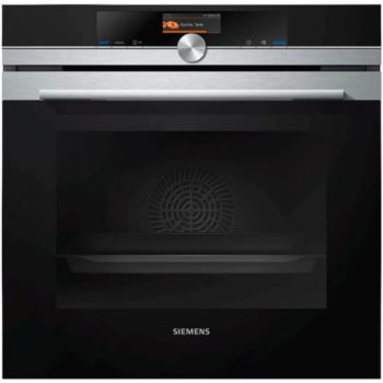 Siemens HB636GBS1 Inox Εντοιχιζόμενος Φούρνος Άνω Πάγκου