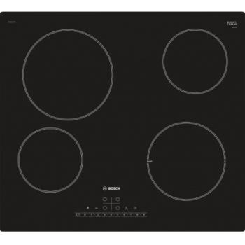 Bosch PKE611FP1E Μαύρη Αυτόνομη Κεραμική Εστία