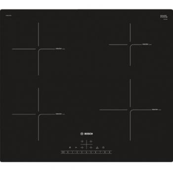 Bosch PUE611FB1E Μαύρη Αυτόνομη Επαγωγική Εστία