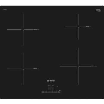 Bosch PIE611BB1E Μαύρη Αυτόνομη Επαγωγική Εστία