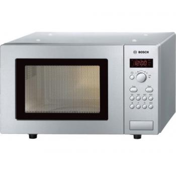 Bosch HMT75M451 Inox Ελεύθερος Φούρνος Μικροκυμάτων 17lt