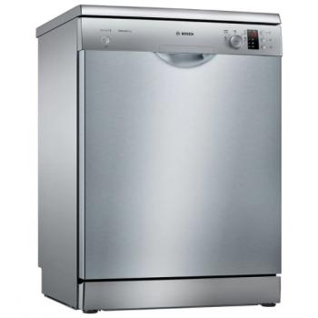 Bosch SMS25AI07E Inox - Antifinger Ελεύθερο Πλυντήριο Πιάτων 60cm