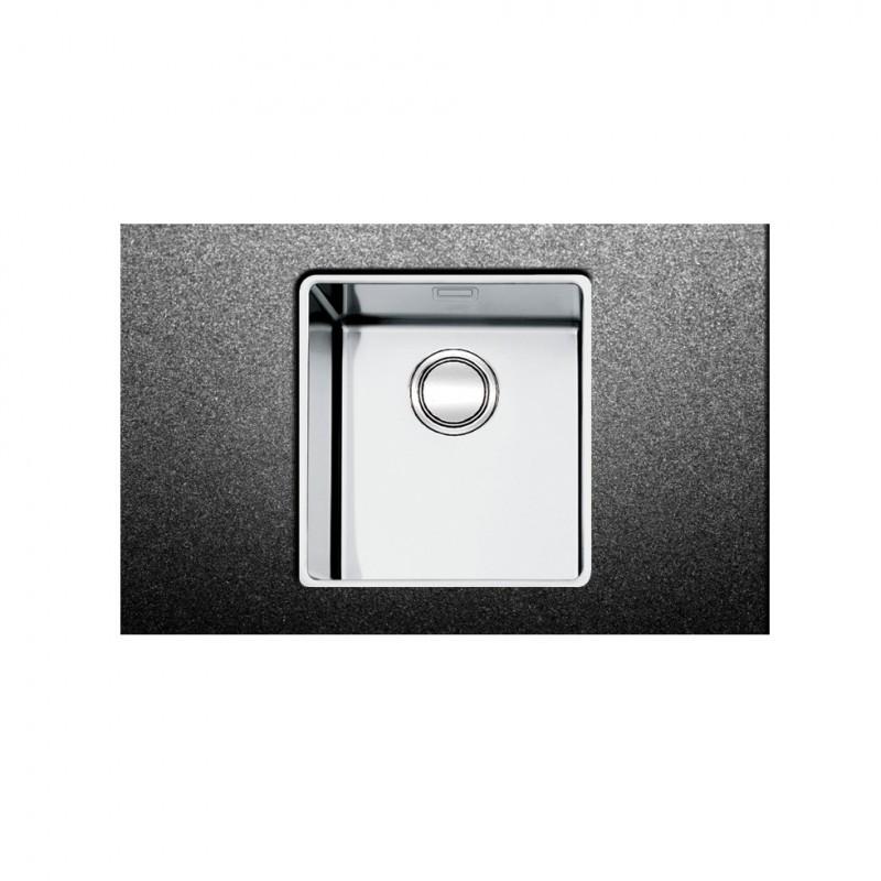 Apell Linear Plus FEM34 38,2x44,2 cm Inox Λείος Υποκαθήμενος Νεροχύτης