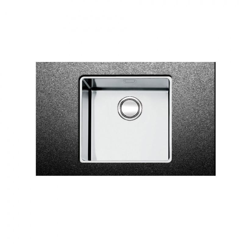 Apell Linear Plus FEM50 54,2x44,2 cm Inox Λείος Υποκαθήμενος Νεροχύτης