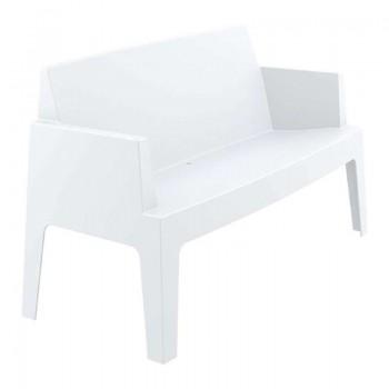 BOX WHITE KANAΠEΣ ΠΟΛ/ΝΙΟΥ