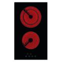 Μαρμούρης 31150012 Μαύρη Κεραμική Εστία