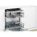 Bosch SMI46LS00E Inox AntiFinger Εντοιχιζόμενο Πλυντήριο Πιάτων 60cm