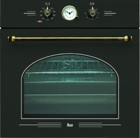 Teka HGR 650 AN Anthracite Εντοιχιζόμενος Φούρνος Γκαζιού 60cm
