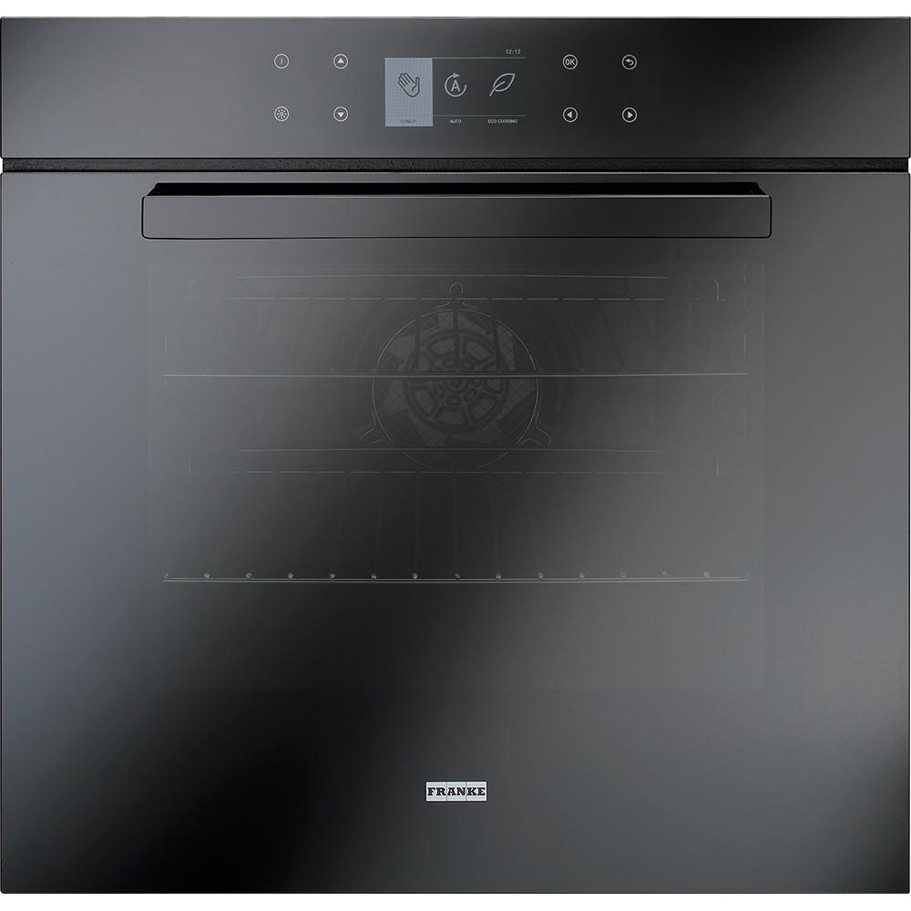 Franke CR 913 M BK DCT TFT Μαύρο Κρύσταλλο Εντοιχιζόμενος Φούρνος 60cm