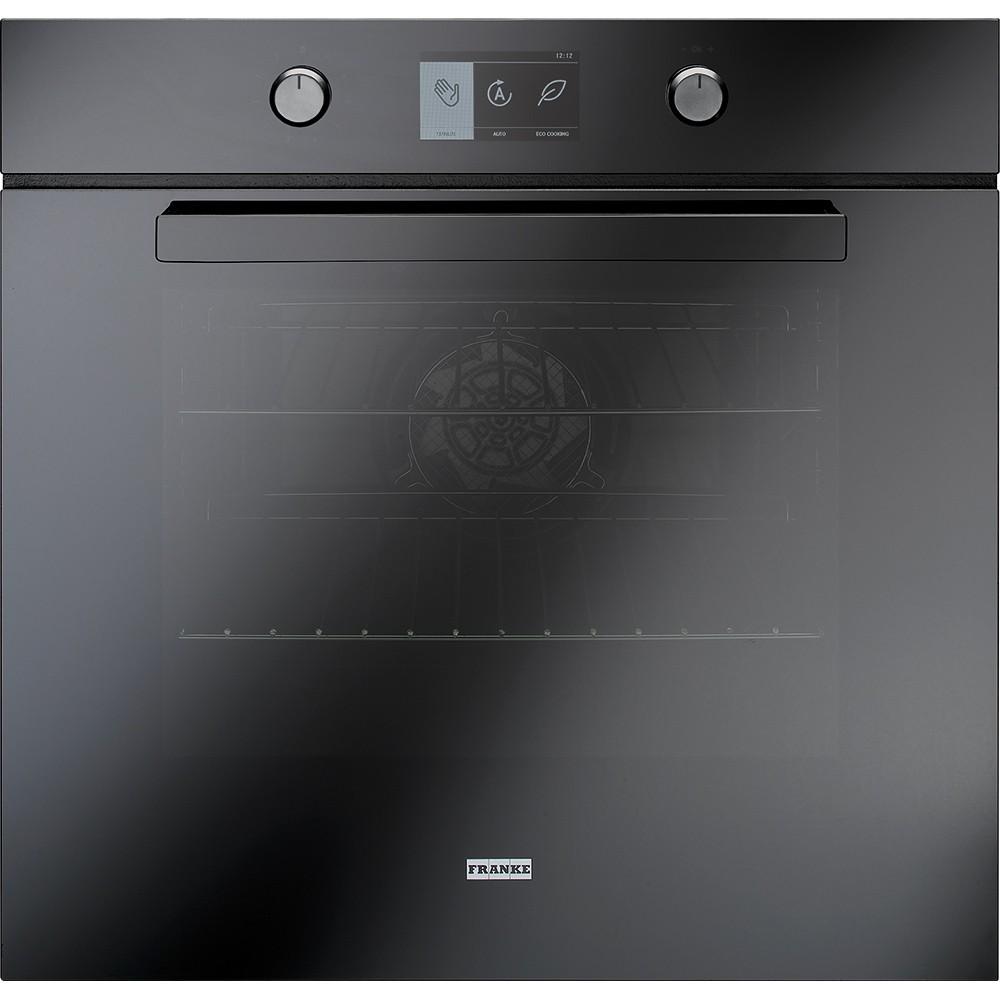Franke CR 982 M BK M DCT TFT Μαύρο Κρύσταλλο Εντοιχιζόμενος Φούρνος 60cm