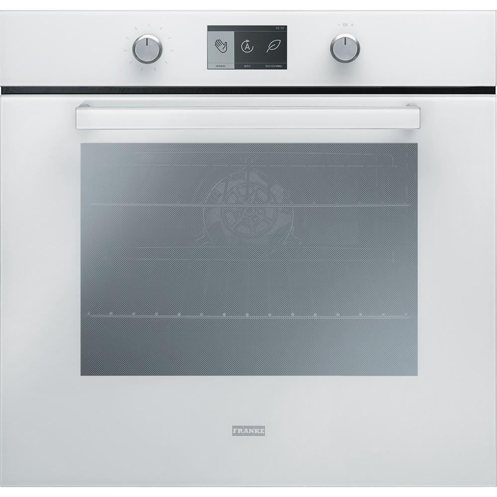 Franke CR 982 M WH M DCT TFT Λευκό Κρύσταλλο Εντοιχιζόμενος Φούρνος 60cm