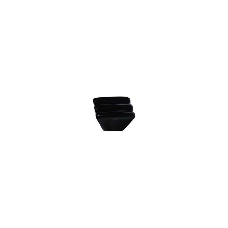 Convex 1001-50 Μαύρο Πόμολο Επίπλου