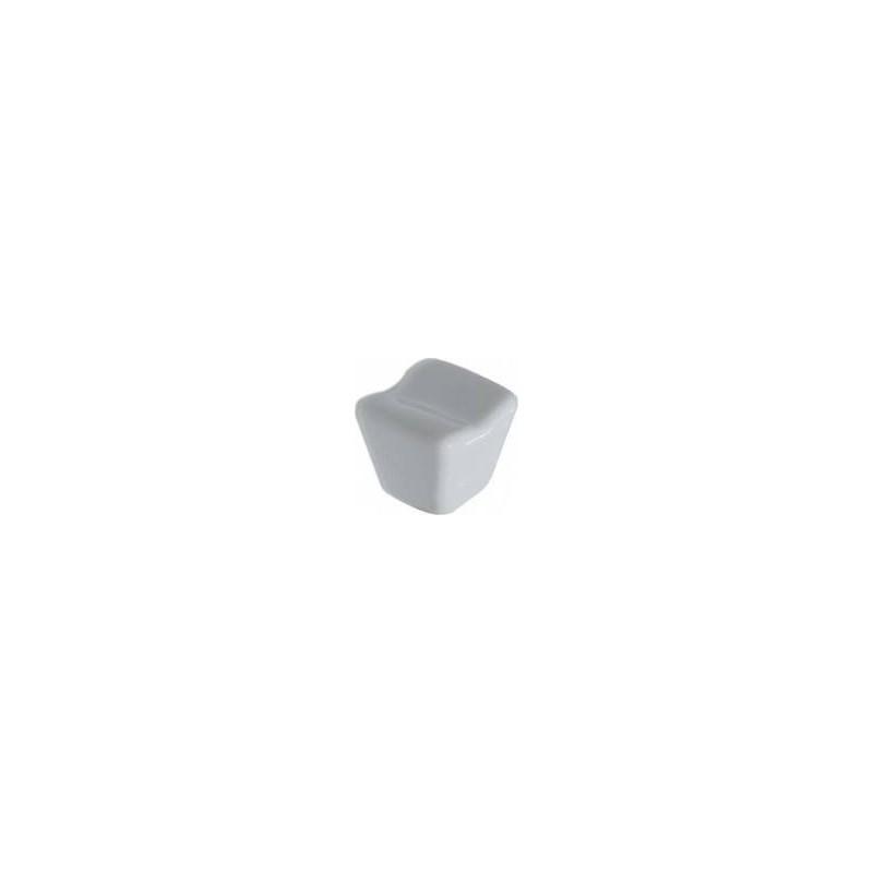 Convex 1001-27 Λευκό Πόμολο Επίπλου