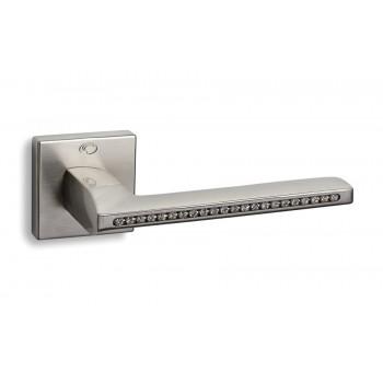 Convex 1125 Ματ Νίκελ Πόμολο Πόρτας-Ροζέτα