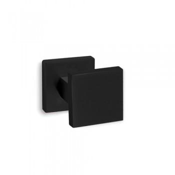 Convex 785 Ματ Μαύρο Πόμολο Πόρτας-Ροζέτα