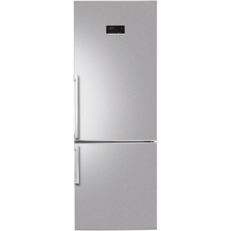 Teka NFE 2 420 Polar 70cm Inox Ελεύθερος Ψυγειοκαταψύκτης
