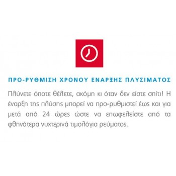 Teka SPA TKD 1480 Πλυντήριο Ρούχων